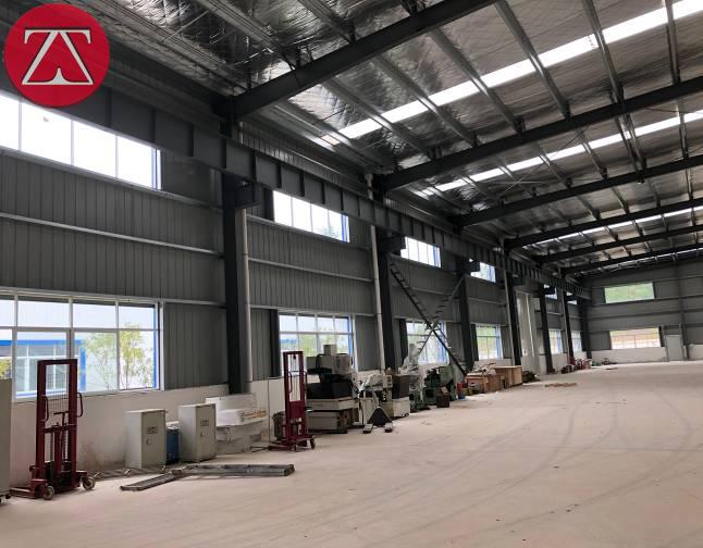 广西省南宁市金属制品有限公司厂房检测